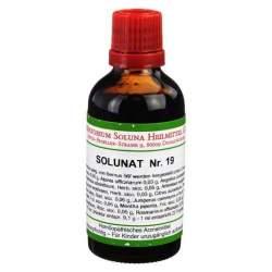 Solunat Nr. 19 Tropfen 50 ml