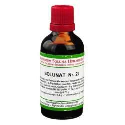 Solunat Nr. 22 Tropfen 50 ml