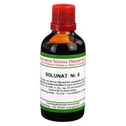 Solunat Nr. 6 Tropfen 50 ml