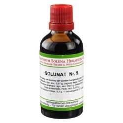 Solunat Nr. 9 Tropfen 50 ml