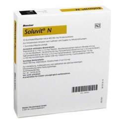 SOLUVIT® N 10 Durchstechfl.