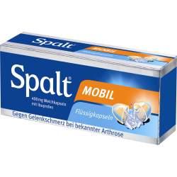 Spalt® Mobil 400 mg 50 Weichkapseln