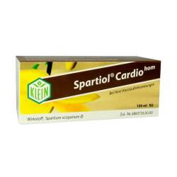 Spartiol Cardiohom Tropf. 100 ml