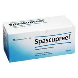 Spascupreel® Flüssige Verdünnung zur Injektion 50 Amp. 1,1 ml