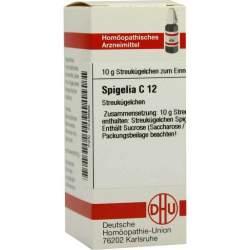 Spigelia C12 DHU Glob. 10 g
