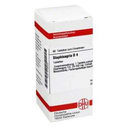 Staphisagria D4 DHU 80 Tbl.