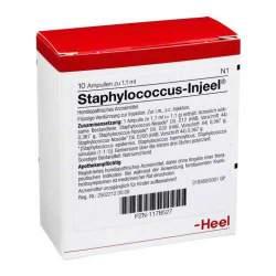 Staphylococcus-Injeel 10 Amp. Inj.-Lsg.