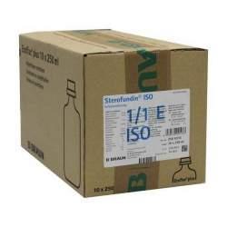 Sterofundin Iso Infusionslösung Ecoflac Plus 10x250ml