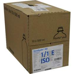 Sterofundin Iso Infusionslösung Ecoflac Plus 10x500ml