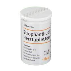 Strophanthus comp.-Herztabletten 50 Tbl.