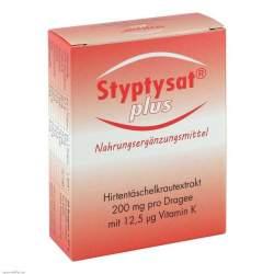 Styptysat® plus 60 Drg.