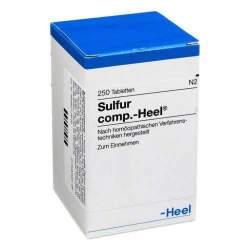 Sulfur comp.-Heel® 250 Tbl.