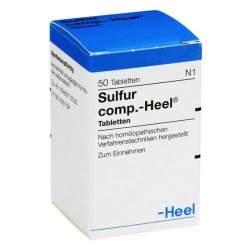 Sulfur comp.-Heel® 50 Tbl.