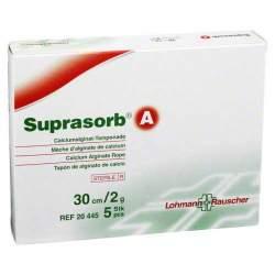 Suprasorb® A Calciumalginat 5xTamponade 30cm/2g
