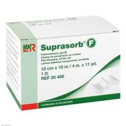Suprasorb® F Folien-Wundverband 10x10m 1St.