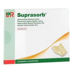 Suprasorb® X PHMB 5 Kompressen 14 x 20 cm