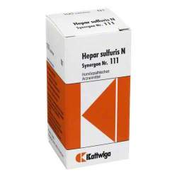 Synergon Komplex 111 Hepar sulfuris N 100 Tbl.