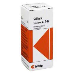 Synergon Komplex 147 Scilla N Tropf. 20ml