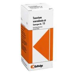 Synergon Komplex 15 Teucrium Urtinktur 50ml