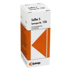 Synergon Komplex 156 Sulfur S Tropfen 20ml