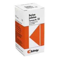 Synergon Komplex 33 Barium jodatum 100 Tbl.