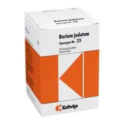 Synergon Komplex 33 Barium jodatum 200 Tbl.