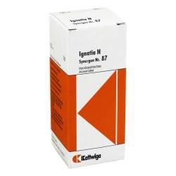 Synergon Komplex 87 Ignatia N Tropf. 50ml