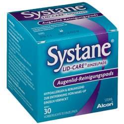 Systane® LID-CARE® 30 Reinigungspads