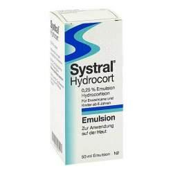 Systral® Hydrocort 0,25 % Emulsion 50 ml