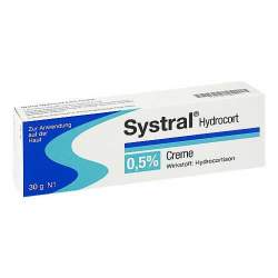 Systral® Hydrocort 0,5% Creme 30 g
