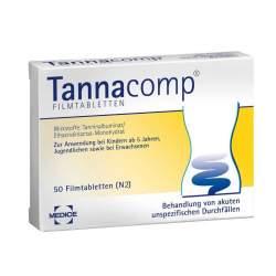 Tannacomp® 500 mg/50 mg 50 Filmtbl.