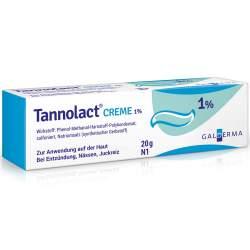 Tannolact® Creme 1 % 20 g