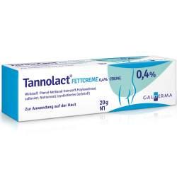 Tannolact® Fettcreme 0,4% 20 g