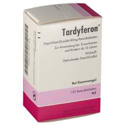 Tardyferon® 100 Retardtbl.