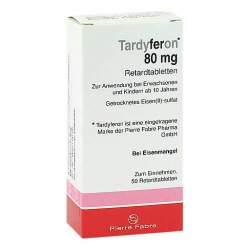 Tardyferon kohlpharma 50 Retardtbl.