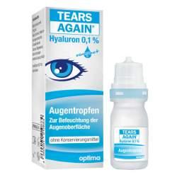 Tears Again® Augentropfen MD 0,1 % 10ml