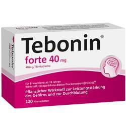 Tebonin® forte 40mg 120 Filmtbl.