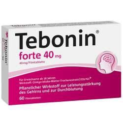 Tebonin® forte 40mg 60 Filmtbl.