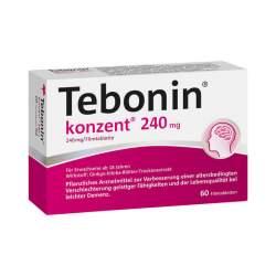 Tebonin® konzent® 240mg 60 Filmtbl.