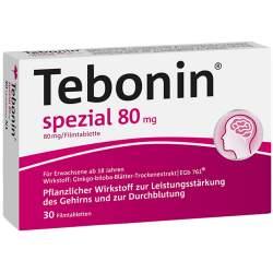 Tebonin® spezial 80mg 30 Filmtbl.