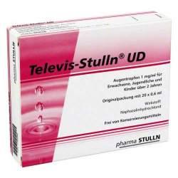 Televis-Stulln® UD Augentropfen 20x0,6ml