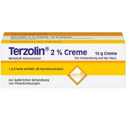 Terzolin® 2 % Creme 15g