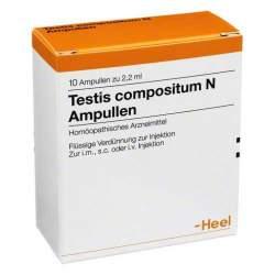 Testis compositum N 10 Amp.