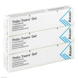 THILO-TEARS® GEL 3 mg/g 3x 10 g Augengel