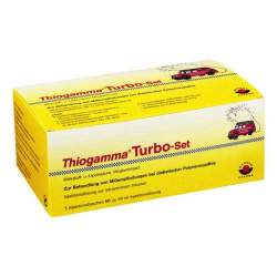 Thiogamma® Turbo-Set (incl. Inf.zub.)5 Inj.fl.