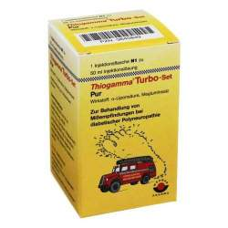 Thiogamma® Turbo-Set Pur 1 Inj.-Fl.