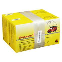 Thiogamma® Turbo-Set(incl. Inf.zub.)10 Inj.fl.