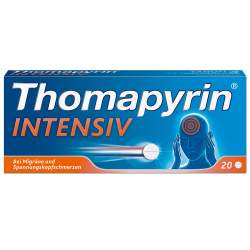 Thomapyrin® INTENSIV 20 Tbl.