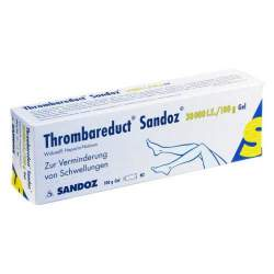 Thrombareduct® Sandoz® 30.000 I.E. 100g Gel