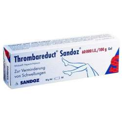 Thrombareduct® Sandoz® 60.000 I.E. 40g Gel